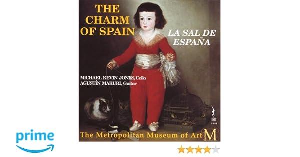 ANDRES ROSQUELLAS / MARIANO LED - Charm of Spain / la Sal de - Amazon.com Music