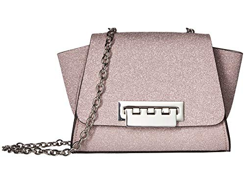 (ZAC Zac Posen Women's Eartha Mini Chain Crossbody Multi Glitter One Size)