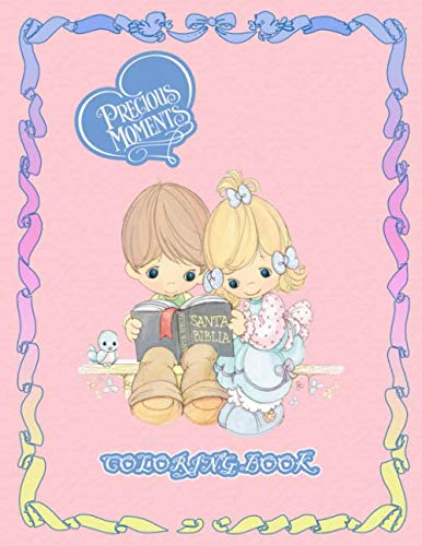 Precious Moments: Coloring Book For Boys & Girls