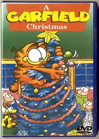 Amazon Com A Garfield Christmas Special Dvd 1987 Import Aka Garfield S Christmas Holiday Movies Tv