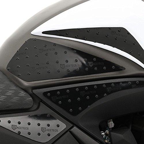 Seiten-Tankpad Platte Triumph Thunderbird Storm Motea Grip 50x25 cm schwarz