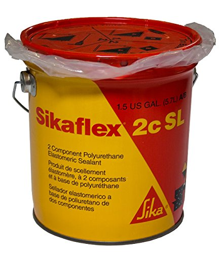 Sikaflex 2C SL 1.5 Gallon Two Comp. Polyurethane Elastomeric Sealant