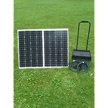 Solar Generator Plug N Play 120 Watt Foldable Solar Panel Off-grid By Offgridsolargenerators LLC