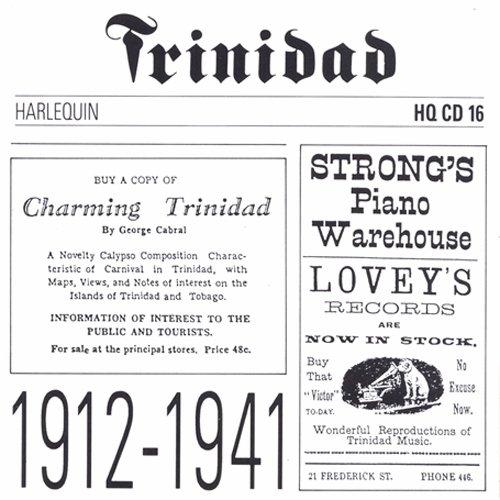 Trinidad (1912-1941) by Harlequin Records