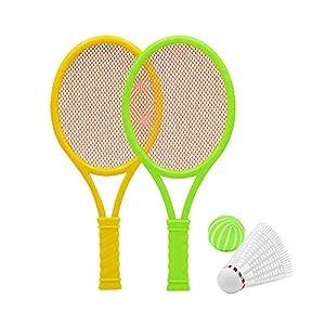 BOENTA Racchettoni da Spiaggia Racchette Tennis Adulto Giocattoli di Sabbia Giocattoli da Spiaggia per Adulti Il Gioco della Sabbia per I Bambini 6 spesavip