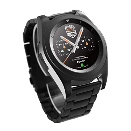 Amazon.com : Huangou G6 Smart Watch Wrist Bluetooth Fashion ...