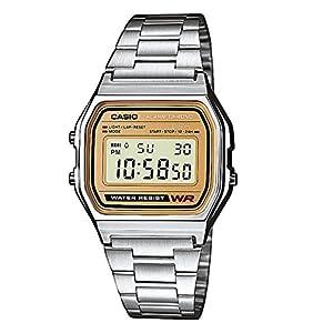 Reloj Casio A158WEA unisex