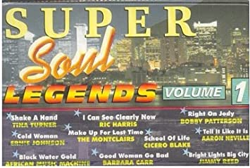 Super Soul Legends Vol 01