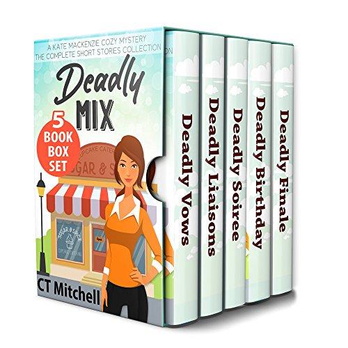 [D.O.W.N.L.O.A.D] Deadly Mix: A Kate Mackenzie Cozy Mystery: 5 Book Box Set (Bakery Detectives Mystery Series 6)<br />[Z.I.P]