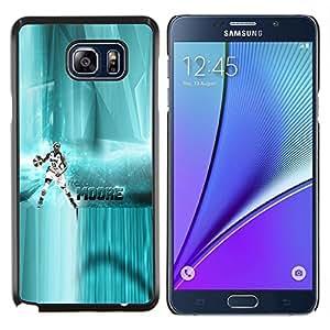 Stuss Case / Funda Carcasa protectora - M Moore - Baloncesto - Samsung Galaxy Note 5 5th N9200