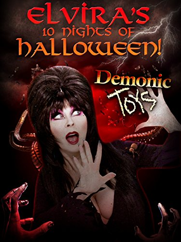 Elvira's 10 Nights of Halloween: Demonic (Full Movie Halloween)