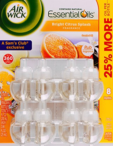 Air Wick Essential Scented Bottles product image