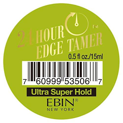 Ebin New York 24 Hour Edge Tamer Ultra Super Hold (0.5 floz) - Edge Tamer