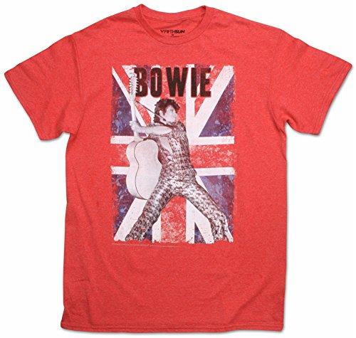 David Bowie- Union Bowie T-Shirt Size L