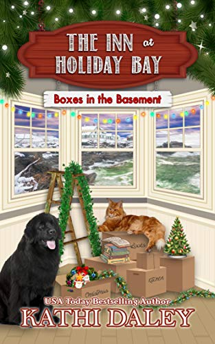 Pdf Thriller The Inn at Holiday Bay: Boxes in the Basement