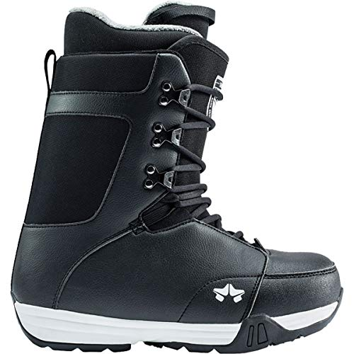 (Rome Snowboards Sentry Lace Snowboard Boots, Black, 11)