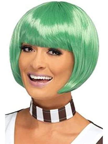 Amazon.com  Smiffy s Women s Candy Creator Wig Ladies 9395ce592100
