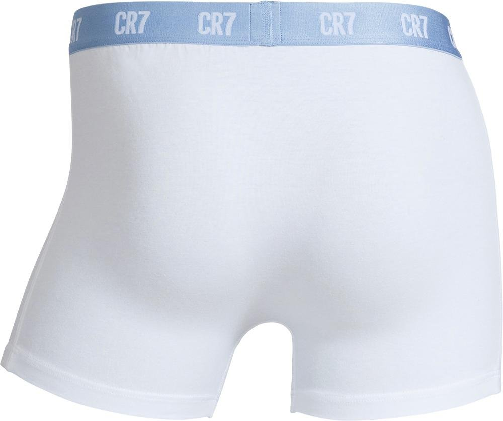 CR7?Cristiano Ronaldo Men's Tight-Fitting Boxer Shorts