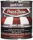 automotive candy paint - Dupli-Color BSP303 Candy Apple Red Paint Shop Finish System - 32 oz.