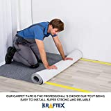 Double Sided Carpet Tape 90ft/30Yrd Roll Double