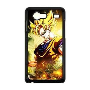 Japanese Cartoon Dragon Ball Z Hard Plastic Back Case Cover Skin for Samsung I9070 Galaxy S Advance