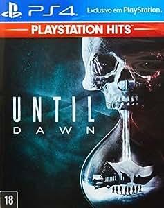 Until Dawn Hits - PlayStation 4