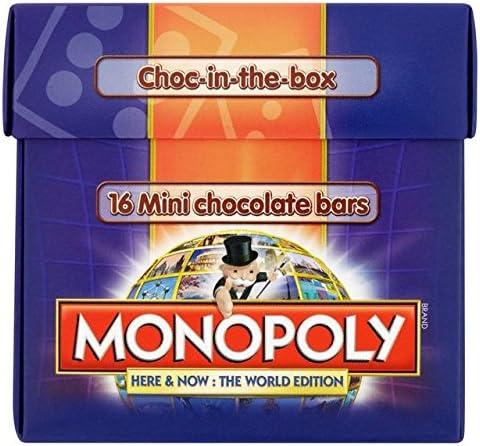 Monopoly Choc en el 144g Box: Amazon.es: Alimentación y bebidas