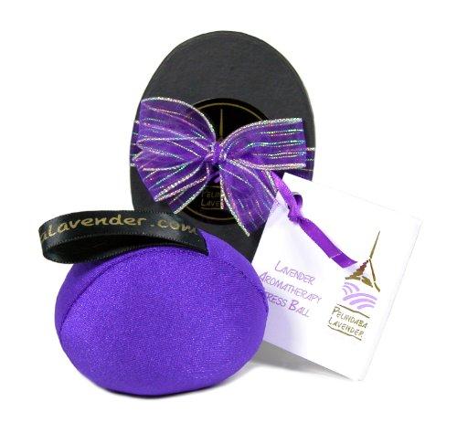 Pelindaba Lavender Aromathérapie balle anti-stress - violet