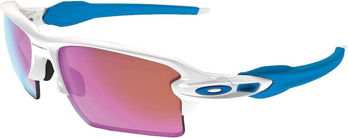 [Oakley] OAKLEY サングラス 0OO9271 メンズ ポリッシュドホワイト/プリズムゴルフ 日本 61 (FREE サイズ)