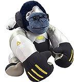 Aoli's Store Hero Winston Stuffed Toy Doll Plush Gift Fazbear Balloon