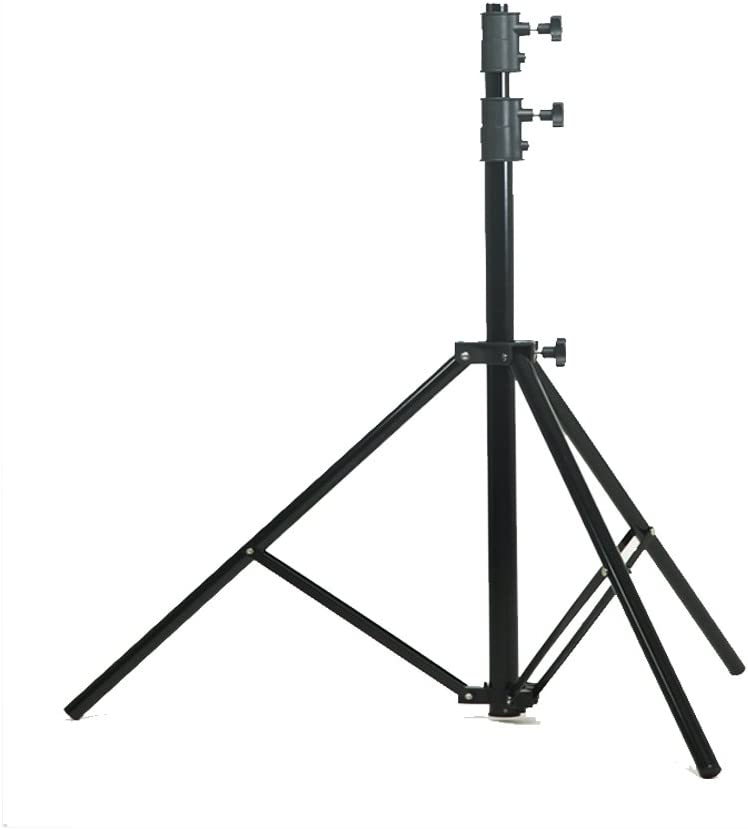 Lights,Umbrellas Backgrounds etc Falcon Eyes LED Photographic Light Stand for RX-18T//RX-12T//RX-18TD//RX-12TD Roll-Flex LED Light or Relfectors 2.6M Light Stand Softboxes
