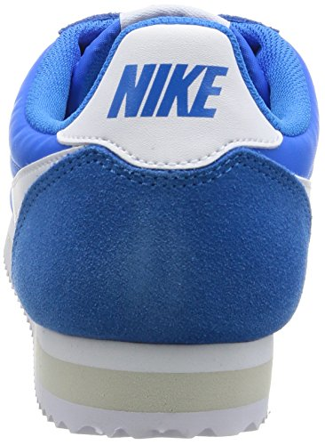 Nike Cortez de Nylon Mixte Chaussures Adulte Photo Classic blue Fitness rrx5Xqfw