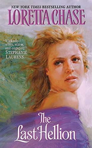 The Last Hellion (The Scoundrels Series)