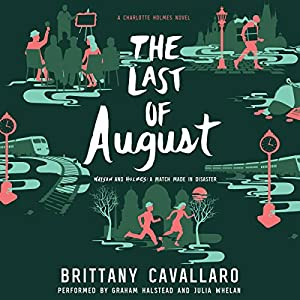 The Last of August Audiobook