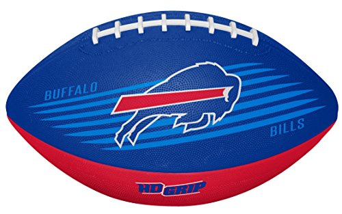 Rawlings NFL Buffalo Bills 07731061111NFL Downfield Football (All Team Options), Blue, Youth