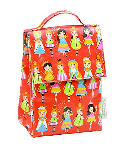 Sugarbooger Classic Lunch Sack, Princess (Classic Lunch)