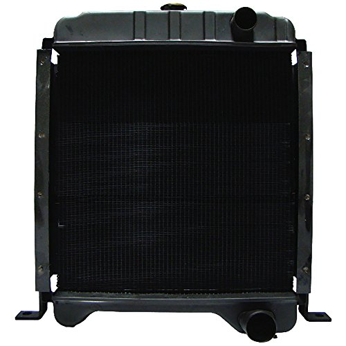 1A12192 252930A1 301877A1 301877A2 A173415 A173886 Radiator for Case 1845 1845C by RAPartsInc