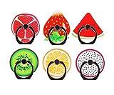 Cute Fruit Shape Cell Phone Finger Ring Holder - Best Reviews Guide