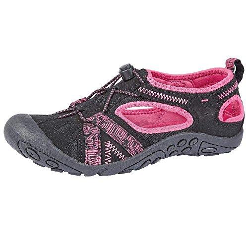 trekking per da sandali donne Pink Territory Carolina e Black ragazze Northwest bambine qt4SOwHn