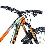 LAUWOO 2 Pcs Mountian Bike Fender,MTB