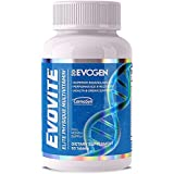 Evogen Evovite | Immune Boosting Elite Sport Multivitamin with Beta-Alanine & Curcumin | 30 Day Supply