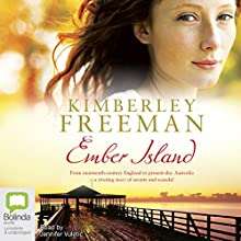 Ember Island Audiobook by Kimberley Freeman Narrated by Jennifer Vuletic