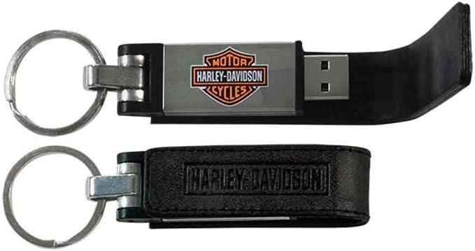 Harley Plasticolor 004374R01 Key Chain Strap