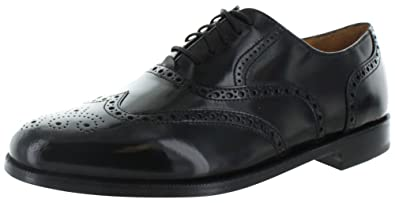 Cole Haan Men's Connolly Wingtip Oxford,Black,US ...