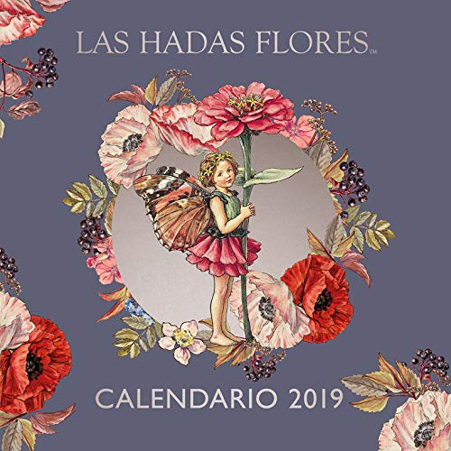 Calendario de las hadas flores 2019: Amazon.es: Cicely Mary ...