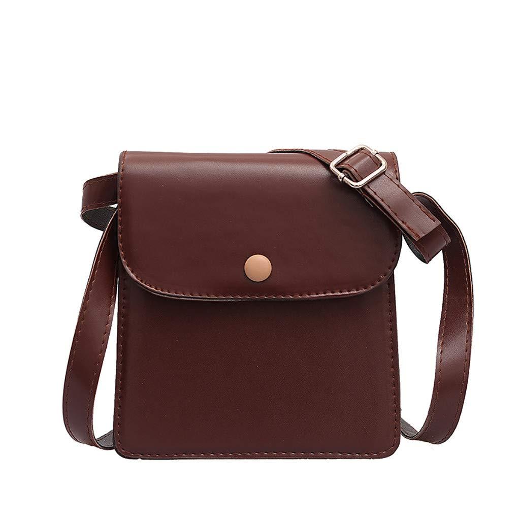 Women Joker Retro Messenger Bag Shoulder Bag Fashion Small Square Bag