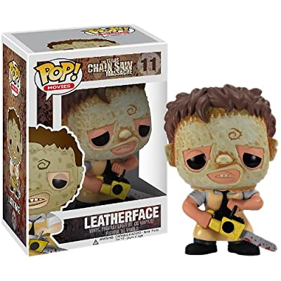 Funko Pop Movies: Leatherface Vinyl Figure: Funko Pop! Movies:: Toys & Games
