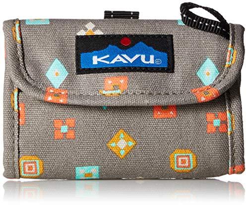 KAVU Women's Wally Wallet, Fun Foulard, No Size