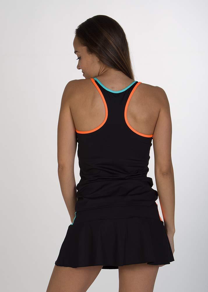 a40grados Sport & Style, Camiseta City, Mujer, Tenis y Padel (Paddle)