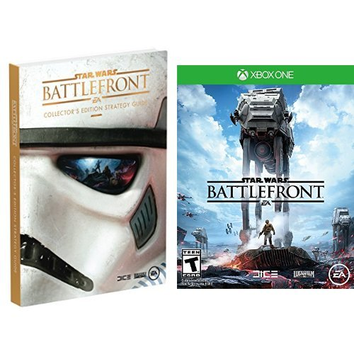 Star Wars: Battlefront - Xbox One Game and Strategy Guide Bundle